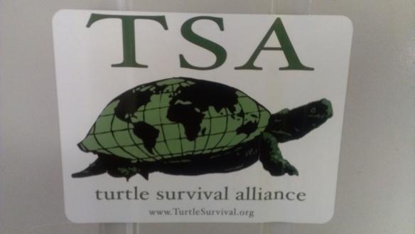 TSA sign
