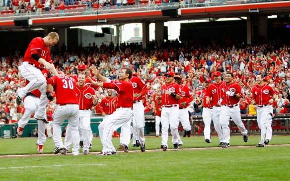 Reds-Celebrate