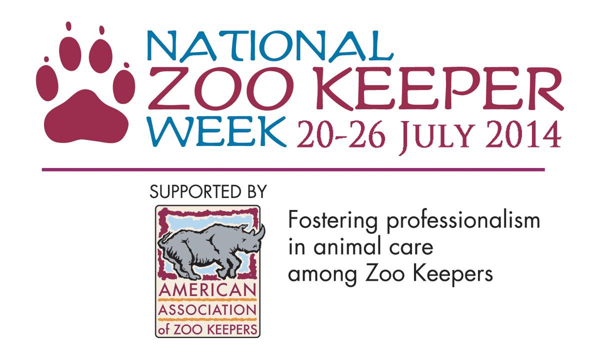 zoo keeper week aquarium works