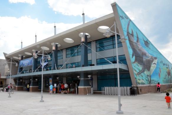 NAQ entrance