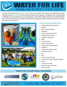 Water for life flyer_final
