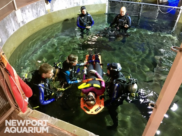 Rescue Diver Emergency Training (2)