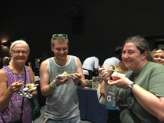 lionfish food contest
