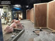 A look at demolition behind the scenes.