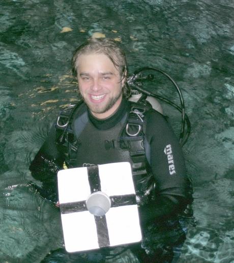Diver Scott
